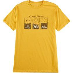 Ana Cabana Womens Cosmic Nature T-Shirt