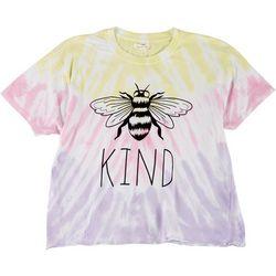 Dreamsicle Womens Bee Kind Graphic Tee