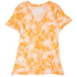 Dept 222 Womens Tie-Dye T-Shirt