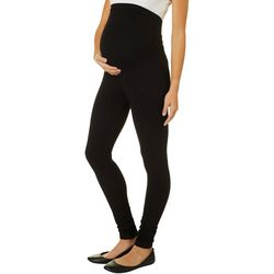 Times Two Womens Overbelly Maternity Leggings
