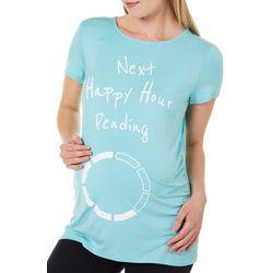 Como Blu Womens Maternity Next Happy Hour Pending