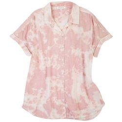 Beach Lunch Lounge Womens EcoVero Tie-Dye Shirt