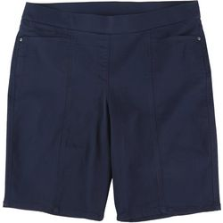 Briggs Womens Solid Shorts