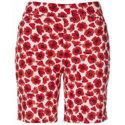 Briggs Womens 8 Floral Shorts