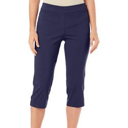 Womens Millennium Pull On Capris