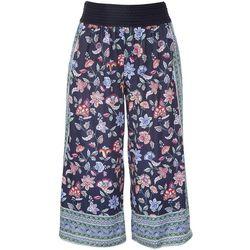 One World Womens Scarf Midi Pants