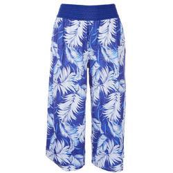Womens Flair Pants Printed