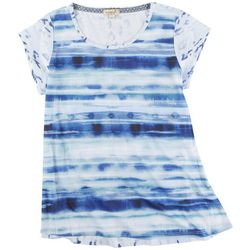 OneWorld Womens I See Waves Top