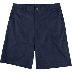 Fresh Womens Comfy Bermuda Shorts