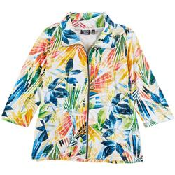 3/4 Multi Color Jacket