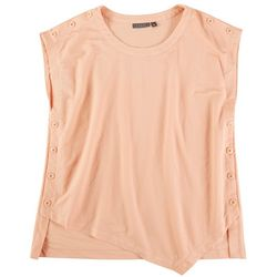 15 South Womens Short Sleeve Top
