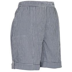 Emily Daniels Womens Rolled Cuff Hemline Pull On Shorts