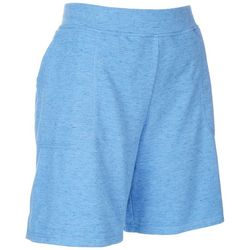 Emily Daniels Womens Pull-On Casual Shorts