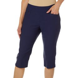 Lee Womens Sculpting Pull On Skimmer Shorts