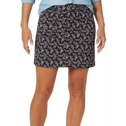 Lee Womens Ditsy Floral Regular Fit Skort