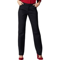 Lee Womens Straight Leg Wrinkle Free Pants