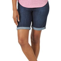 Lee Womens Legendary Regular Fit Bermuda Shorts