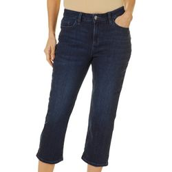 Womens Legendary Denim Capri