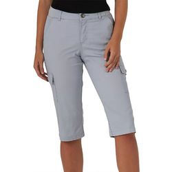 Lee Womens Flex-To-Go Relaxed Fit Capris