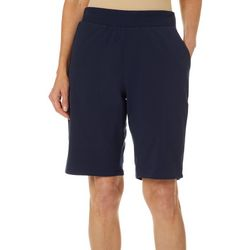 Coral Bay Energy Womens Go Anywhere Solid Shorts