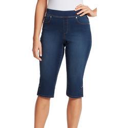 Womens Avery Pull On Skimmer Shorts