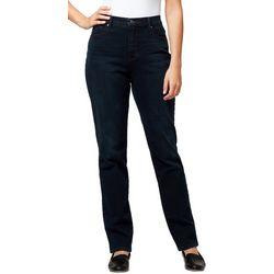 Gloria Vanderbilt Womens Short Amanda Original Jeans
