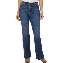 Gloria Vanderbilt Womens Amanda Flare Jeans