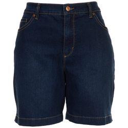 Gloria Vanderbilt Womens Amanda Ultra Soft Shorts
