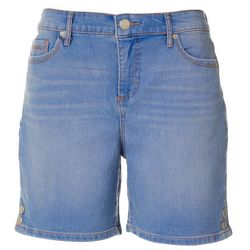 BANDOLINO Womens Amalia Denim Shorts