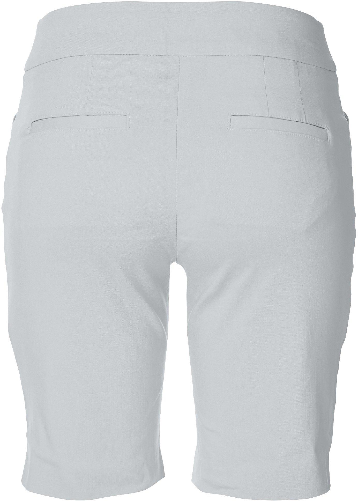 thumbnail 12 - ATTYRE Womens Solid Bermuda Shorts