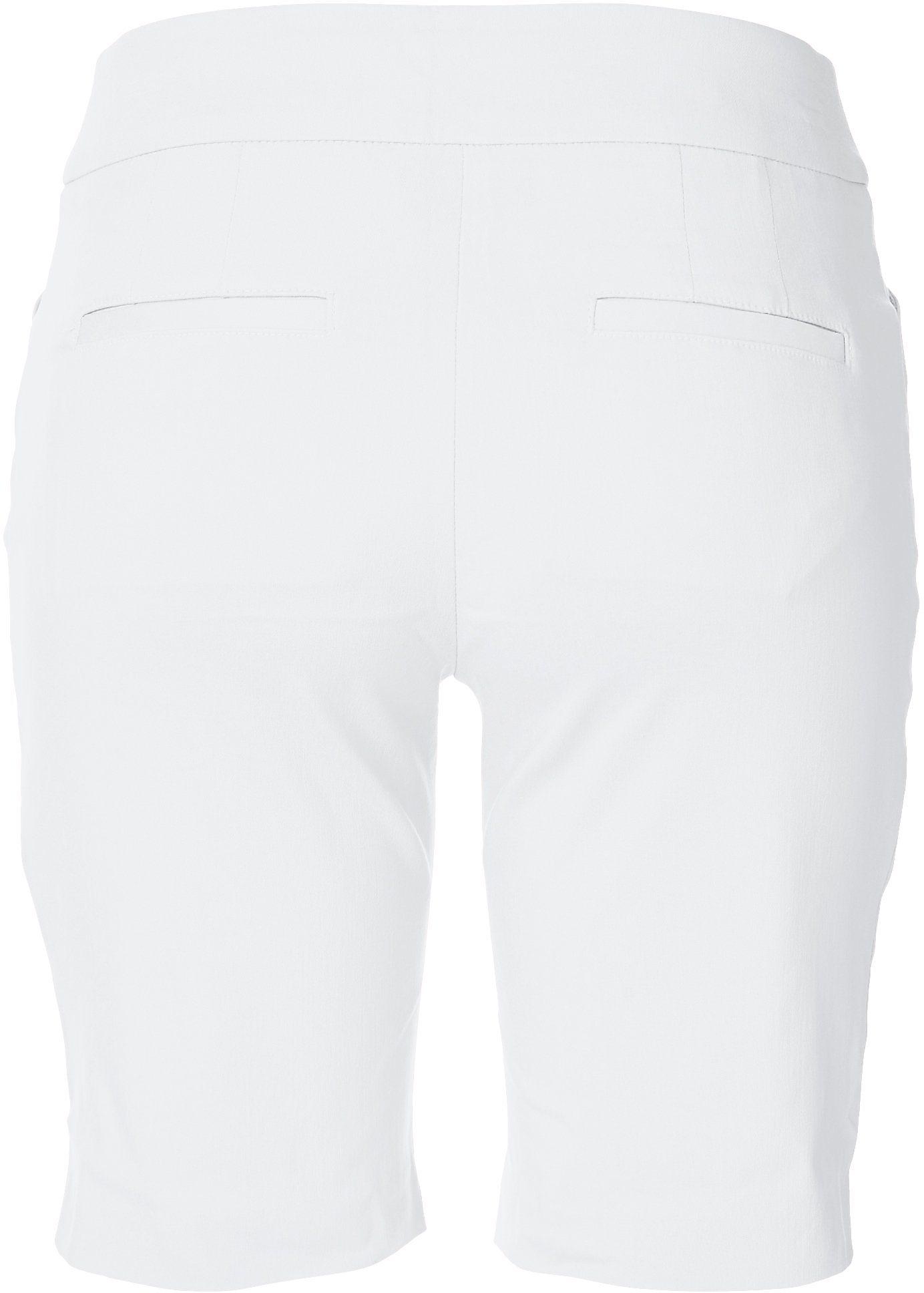 thumbnail 18 - ATTYRE Womens Solid Bermuda Shorts