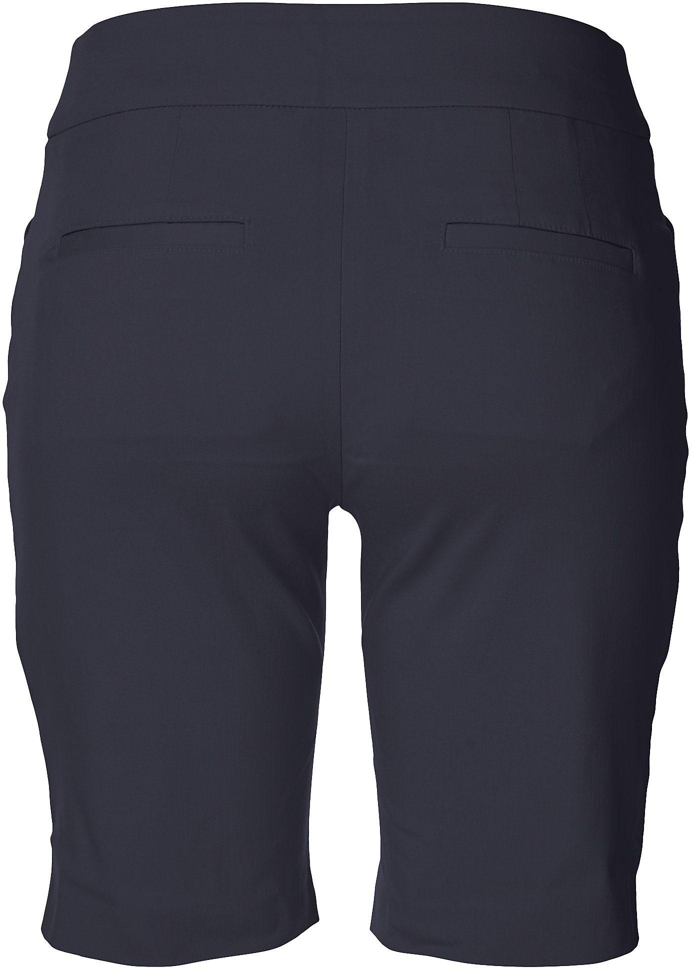 thumbnail 14 - ATTYRE Womens Solid Bermuda Shorts