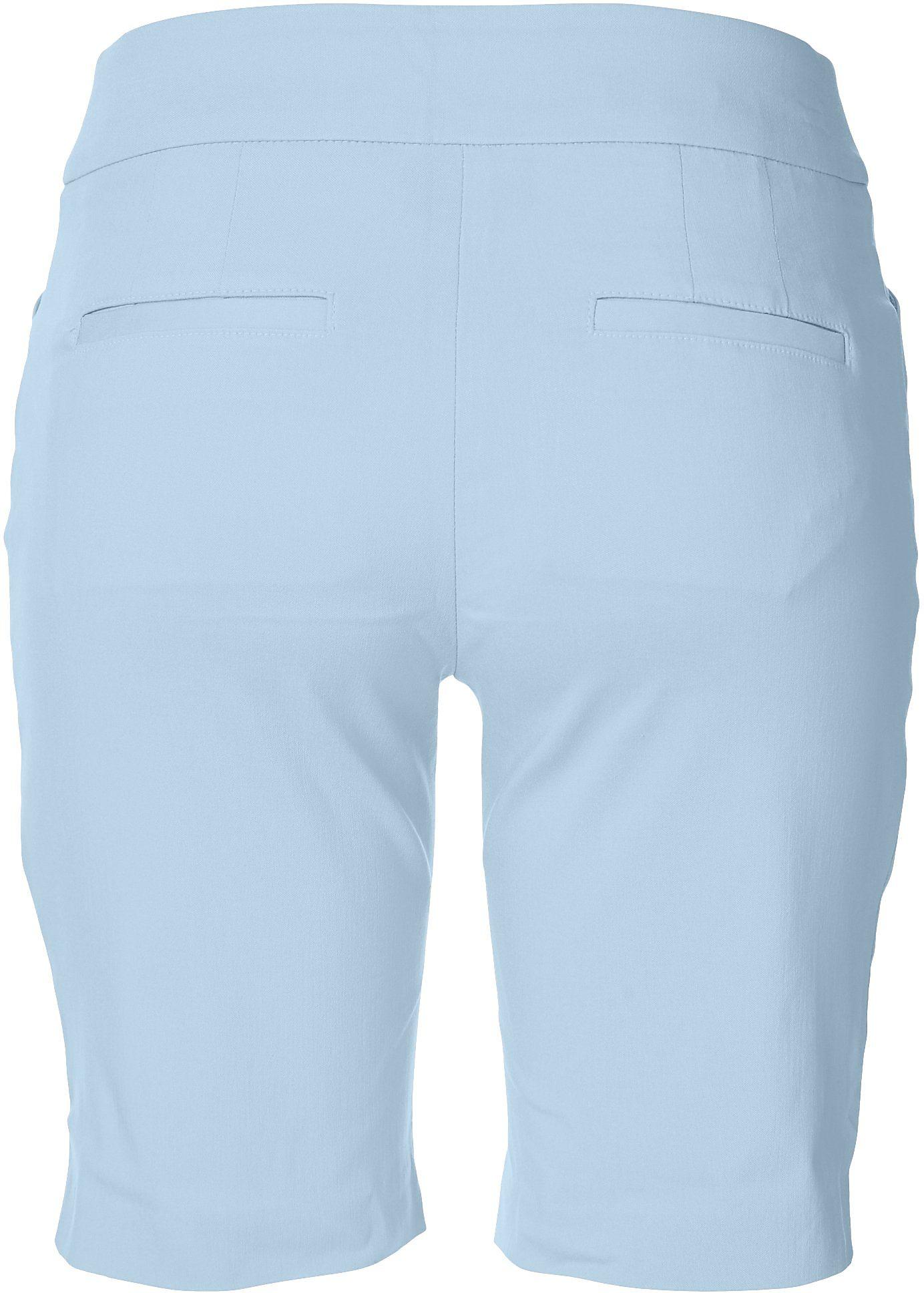 thumbnail 10 - ATTYRE Womens Solid Bermuda Shorts