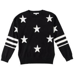 Womens All-over Stars Cozy Sweater