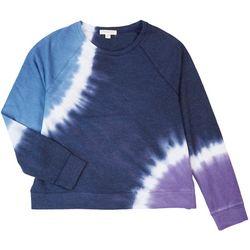 Beach Lunch Lounge Womens Tillie Tie Dye Sweater