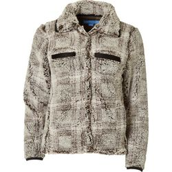 Victory Sportswear Solid Button Down Terry Jacket