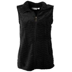 Jason Maxwell Women's Collared Chevron Vest
