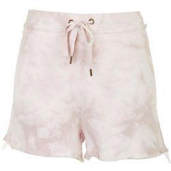 American Rag Womens Soft Tie-Dye Drawstring Shorts