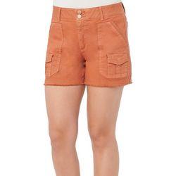 Democracy Womens Solid Shorts