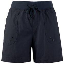 Dash Womens Nicole Comfort Waist Shorts