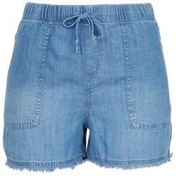 For the Rapublic Womens Botanic Origin Frayed Shorts