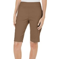Counterparts Womens Pull On Career Capris