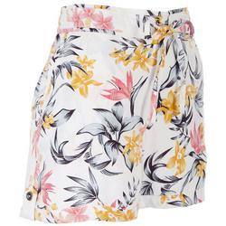 Womens Drawstring Shorts