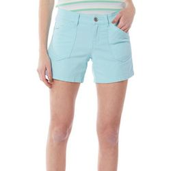 Supplies by Union Bay Womens Solid Shorts