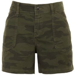 Supplies by Union Bay Womens Camo Shorts