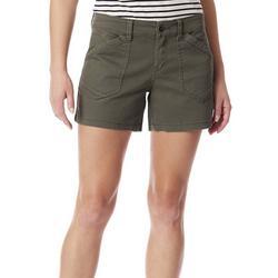 Womens Alix Twill Shorts