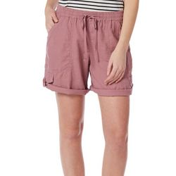 Supplies By Union Bay Womens Relaxed Pull On Shorts