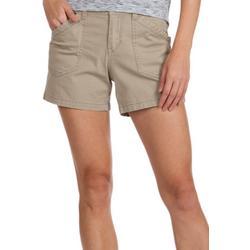 Womens Alix Solid Shorts