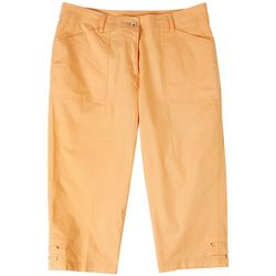 Hearts of Palm Womens Capris