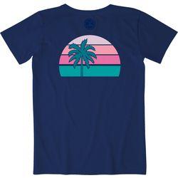 Womens Sun Tree Crusher T-Shirt